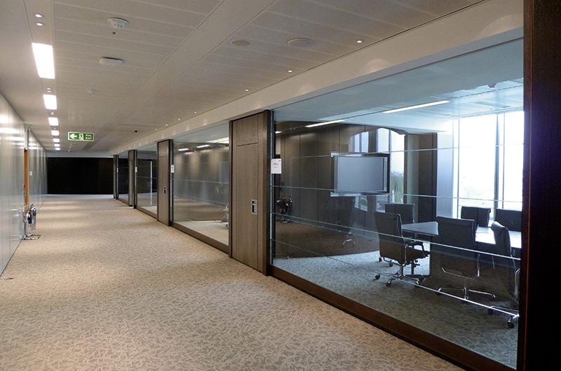 Hervorragend Schallschutz Trennwände | schalldichte Wandsysteme für Büro WJ53