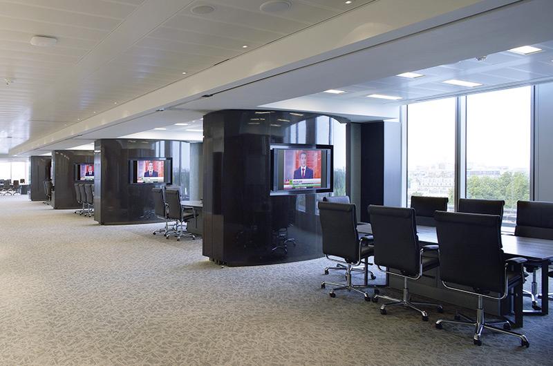 Extrem Schallschutz Trennwände | schalldichte Wandsysteme für Büro KQ42